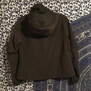 lululemon athletica Jackets & Coats - Lululemon Effortless Jacket Dark Olive, size 4